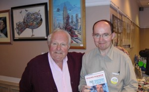 Shane Rimmer's Book-Signing